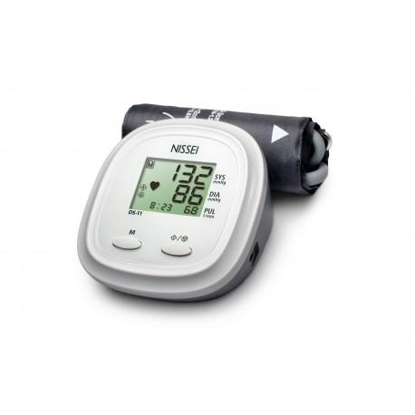 NISSEI Japan - ciśnieniomierz automatyczny na ramię + zasilacz - DS10a