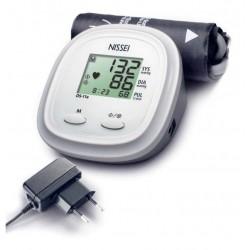 NISSEI Japan - ciśnieniomierz automatyczny na ramię z zasilaczem DS11a