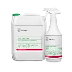 Velox Foam Extra - bezalkoholowa pianka do mycia i dezynfekcji powierzchni