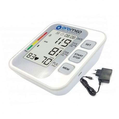 OROMED ciśnieniomierz naramienny ORO-N5 CLASSIC + ZASILACZ