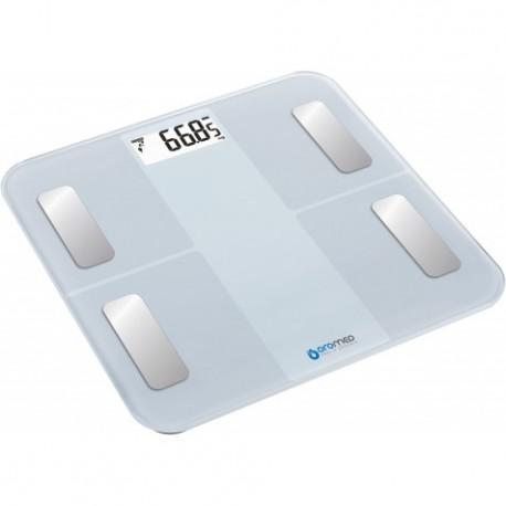 OROMED Analityczna waga ORO-SCALE BLUETOOTH WHITE