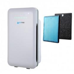 OROMED Oczyszczacz powietrza ORO-AIR PURIFIER CLASSIC z innowacyjnym systemem filtracji z filtrem HEPA i Węglowym (2w1)