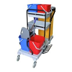 MEDISEPT Wózek serwisowy MAXI