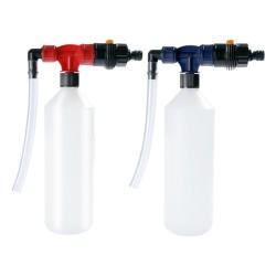 MEDISEPT Przenośny system dozowania do butelek 1 l
