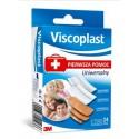 Viscoplast Zestaw Plastrów Uniwersalny, 24 szt.