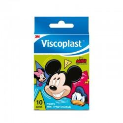 Viscoplast Plastry dla dzieci Miki i Przyjaciele, 10 szt.