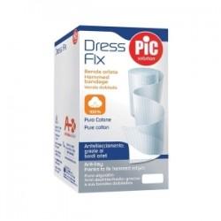 Bandaż obrębiony 100% bawełny Dress Fix - Różne rozmiary - 5-10cm x 5m