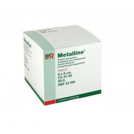 Metalline - Opatrunek pokryty warstwą aluminium