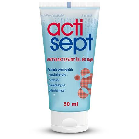 ACTISEPT żel antybakteryjny 50 ml