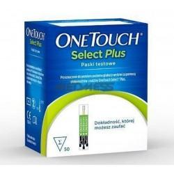 Paski testowe OneTouch® Select Plus™ 50 szt