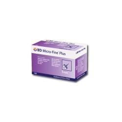 BD Micro-Fine Plus igły do wstrzykiwaczy 0,25mm (31G) x 5mm
