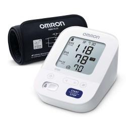 OMRON M3 COMFORT Ciśnieniomierz naramienny z dużym, cyfrowym wyświetlaczem LCD