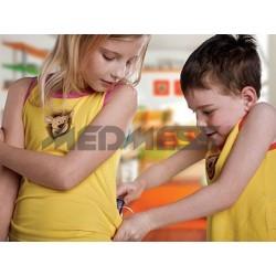 Podkoszulek dla dzieci Lenny  - kolor pomarańczowy/różowy - rozmiar 4-9 lat