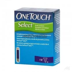 Paski testowe OneTouch® Select™ 50 szt