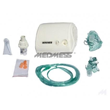 Inhalator kompresorowy MININEB Nebulizator dla dzieci i dorosłych