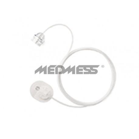 Wkłucie miękkie MiniMed Silhouette - MMT-368 - dren 45cm, kaniula 13mm