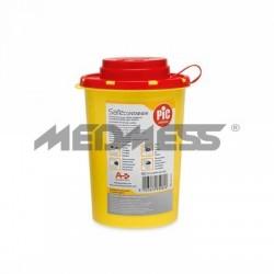 Pojemnik do utylizacji ostrych wyrobów medycznych INSUPEN 0,6 l