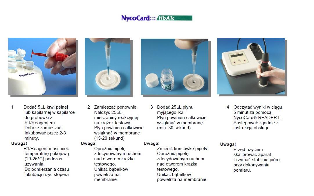 NycoCard Reader II HbA1c