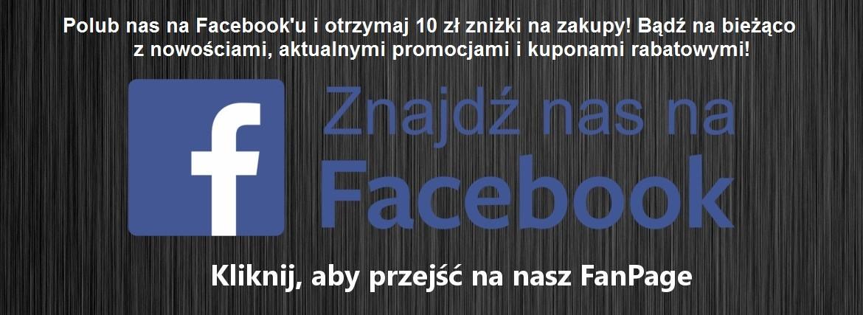 Medmess - FanPage na Facebook'u - odwiedź nasz profil! 10 zł zniżki!